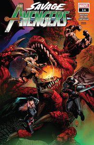 [Savage Avengers #14 (Product Image)]