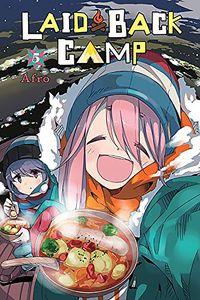 [Laid-Back Camp: Volume 5 (Product Image)]