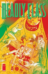 [Deadly Class #30 (Cover A Craig & Boyd) (Product Image)]