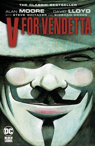 [V For Vendetta (Black Label Edition) (Product Image)]