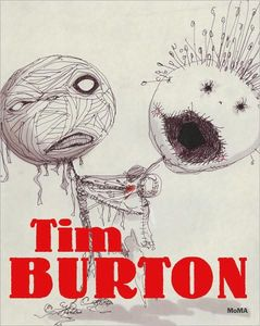 [Tim Burton At The Museum Of Modern Art NY (Product Image)]