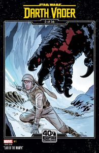 [Star Wars: Darth Vader #1 (Sprouse Empire Strikes Back Variant) (Product Image)]
