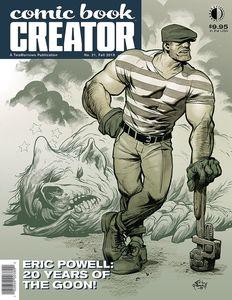 [Comic Book Creator #21 (Product Image)]