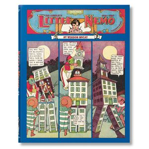 [Winsor McCay: The Complete Little Nemo 1910-1927 (Hardcover) (Product Image)]
