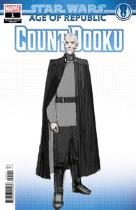 [Star Wars: Age Of Republic: Count Dooku #1 (Concept Variant) (Product Image)]