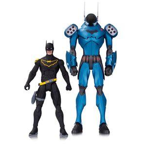 [DC: Designer Series: Capullo Action Figure 2 Pack: Batman (Product Image)]