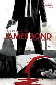 [James Bond: Agent Of Spectre #1 (Product Image)]