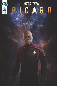 [Star Trek: Picard #3 (Cover A Pitre-Durocher) (Product Image)]