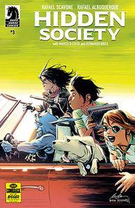 [Hidden Society #3 (Cover A Albuquerque) (Product Image)]