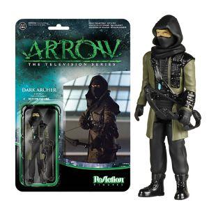 [DC: Arrow TV Series: ReAction Figures: Dark Archer (Product Image)]