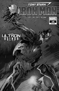 [Tony Stark: Iron Man #16 (Product Image)]