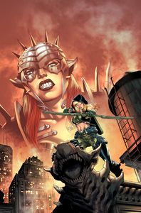 [Robyn Hood: Iron Maiden #2 (One Shot Cover A Coccolo) (Product Image)]