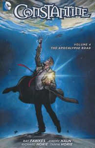 [Constantine: Volume 4: The Apocalypse Road (Product Image)]