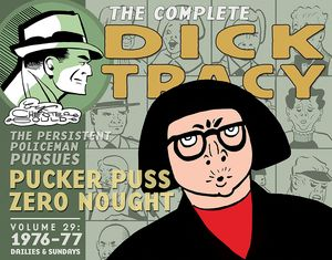 [The Complete Chester Gould Dick Tracy: Volume 29 (Hardcover) (Product Image)]