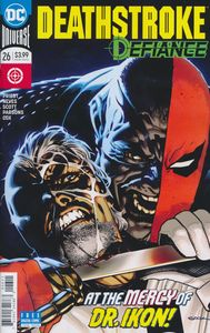 [Deathstroke #26 (Product Image)]