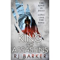 [R J Barker talks Assassins and Magic with Forbidden Planet (Product Image)]