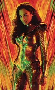 [Wonder Woman #759 (Wonder Woman 84 Movie Poster Variant Edition) (Product Image)]