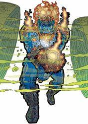 [Godland: Celestial Edition (Hardcover) (Product Image)]