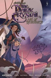 [Jim Henson's Dark Crystal: Age Of Resistance #9 (Cover A Finden) (Product Image)]