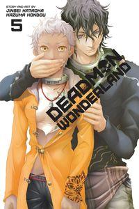 [Deadman Wonderland: Volume 5 (Product Image)]