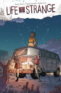 [Life Is Strange: Partners In Time #3 (Cover A Leonardi) (Product Image)]