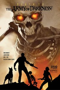 [Death To The Army Of Darkness #4 (Cover A Oliver) (Product Image)]