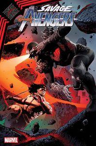 [Savage Avengers #19 (Kib) (Product Image)]