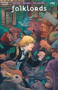 [Folklords #1 (Of 5) (4th Printing) (Product Image)]