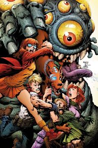 [Scooby Apocalypse #17 (Variant Edition) (Product Image)]