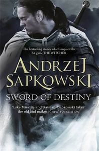 [The Witcher: Book 2: Sword Of Destiny (Product Image)]
