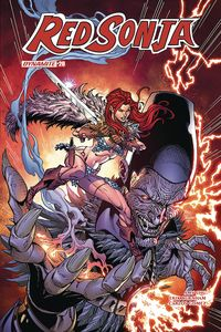 [Red Sonja #20 (Cover C Royle) (Product Image)]