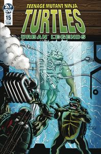 [Teenage Mutant Ninja Turtles: Urban Legends #15 (Cover A Fosco) (Product Image)]