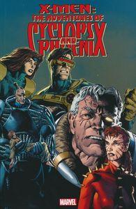 [X-Men: The Adventures Of Cyclops & Phoenix (Product Image)]
