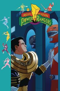 [Mighty Morphin Power Rangers #28 (Subscription Gibson Variant Sg) (Product Image)]