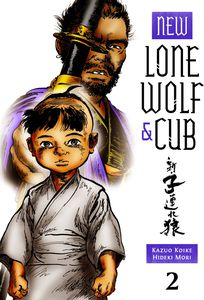 [New Lone Wolf And Cub: Volume 2 (Product Image)]
