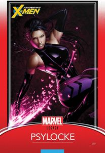 [Astonishing X-Men #7 (Christopher Trading Card Variant) (Legacy) (Product Image)]