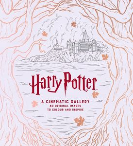 [Harry Potter: A Cinematic Gallery: Colouring Book (Hardcover) (Product Image)]