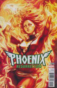 [Phoenix Resurrection: The Return Of Jean Grey #1 (Artgerm Variant) (Product Image)]