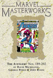 [Marvel Masterworks: Avengers: Volume 19 (DM Variant Edition 273 - Hardcover) (Product Image)]
