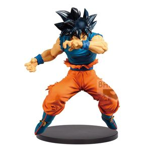 [Dragon Ball: Super Blood Of Saiyans Special Statue: Son Goku Ultra Instinct Sign (Product Image)]