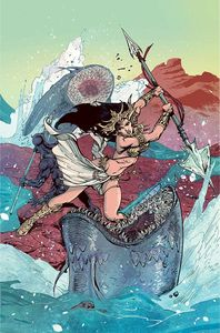 [Dejah Thoris: Winters End: One Shot (Castro Virgin Variant) (Product Image)]