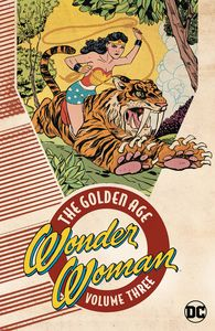 [Wonder Woman: The Golden Age: Volume 3 (Product Image)]