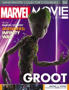 [Marvel Movie Collection #84: Groot (Product Image)]
