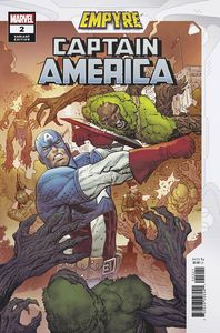 [Empyre: Captain America #2 (Luke Ross Variant) (Product Image)]