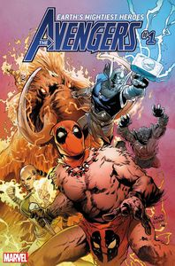 [Avengers #1 (Land Party Variant) (Product Image)]