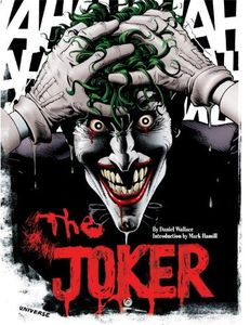 [The Joker: A Visual History Of The Clown Prince Of Crime (Product Image)]
