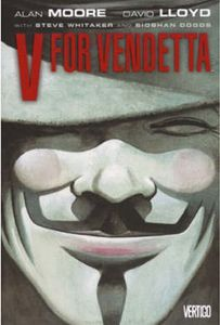 [V For Vendetta (New Edition - Titan Edition) (Product Image)]
