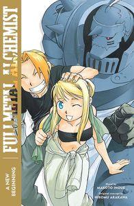 [Fullmetal Alchemist: A New Beginning (Light Novel) (Product Image)]