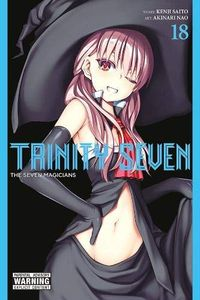 [Trinity Seven: 7 Magicians: Volume 18 (Product Image)]