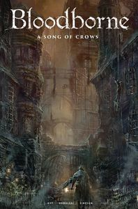 [Bloodborne #9 (Song Of Crows Cover C Concept Art) (Product Image)]